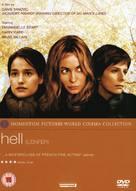 Enfer, L' - British Movie Cover (xs thumbnail)