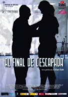 Al final de la escapada - Andorran Movie Poster (xs thumbnail)