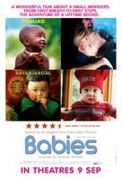 Babies - Singaporean Movie Poster (xs thumbnail)