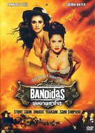 Bandidas - Thai DVD cover (xs thumbnail)