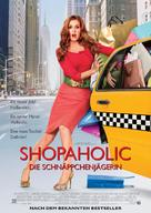 Confessions of a Shopaholic - German Movie Poster (xs thumbnail)