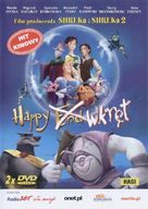 Happily N'Ever After - Polish Movie Cover (xs thumbnail)