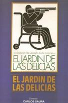 Jardín de las delicias, El - Spanish VHS cover (xs thumbnail)