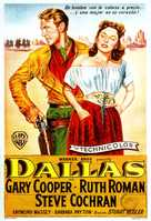 Dallas - Argentinian Movie Poster (xs thumbnail)