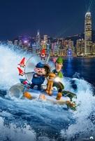 Sherlock Gnomes - Hong Kong Movie Poster (xs thumbnail)