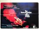 The Reincarnation of Peter Proud - British Movie Poster (xs thumbnail)