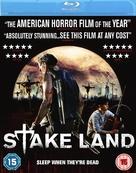 Stake Land - Blu-Ray cover (xs thumbnail)