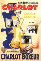 The Champion - French Movie Poster (xs thumbnail)