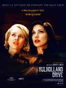 Mulholland Dr. - French Re-release movie poster (xs thumbnail)