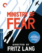Ministry of Fear - Blu-Ray movie cover (xs thumbnail)