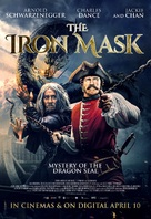 Iron Mask - British Movie Poster (xs thumbnail)