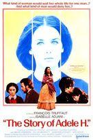 L'histoire d'Adèle H. - Movie Poster (xs thumbnail)