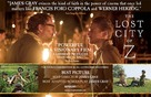 The Lost City of Z - For your consideration movie poster (xs thumbnail)