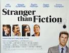 Stranger Than Fiction - British Movie Poster (xs thumbnail)