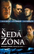 The Grey Zone - Czech DVD cover (xs thumbnail)