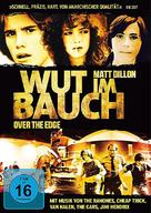 Over the Edge - German DVD cover (xs thumbnail)