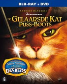 Puss in Boots - Belgian Movie Cover (xs thumbnail)