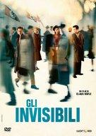 Die Unsichtbaren - Italian DVD movie cover (xs thumbnail)
