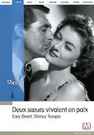 The Bachelor and the Bobby-Soxer - French DVD cover (xs thumbnail)