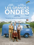 Les grandes ondes (à l'ouest) - French Movie Poster (xs thumbnail)