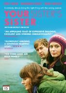 Your Sister's Sister - Norwegian DVD movie cover (xs thumbnail)