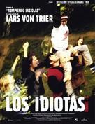 Idioterne - Spanish Movie Poster (xs thumbnail)