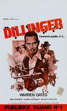 Dillinger - Belgian Movie Poster (xs thumbnail)