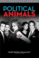 """""""Political Animals"""" - DVD movie cover (xs thumbnail)"""