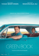 Green Book - Finnish Movie Poster (xs thumbnail)