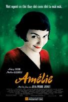 Le fabuleux destin d'Amélie Poulain - Vietnamese Movie Poster (xs thumbnail)