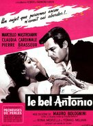 Bell'Antonio, Il - French Movie Poster (xs thumbnail)