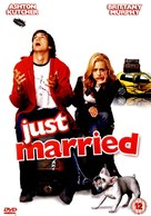 Just Married - British DVD cover (xs thumbnail)