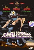 Forbidden Planet - Spanish Movie Cover (xs thumbnail)
