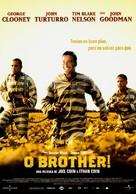 O Brother, Where Art Thou? - Spanish Movie Poster (xs thumbnail)