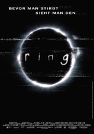 The Ring - German Movie Poster (xs thumbnail)
