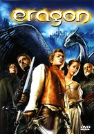 Eragon - DVD cover (xs thumbnail)