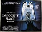 Innocent Blood - British Movie Poster (xs thumbnail)