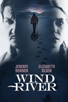 Wind River - Danish Movie Cover (xs thumbnail)
