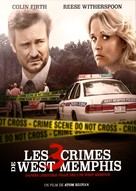 Devil's Knot - French DVD movie cover (xs thumbnail)