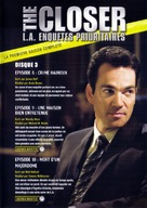 """The Closer"" - French DVD movie cover (xs thumbnail)"