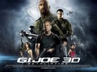 G.I. Joe: Retaliation - British Movie Poster (xs thumbnail)