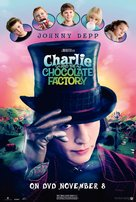 Charlie and the Chocolate Factory - Video release movie poster (xs thumbnail)