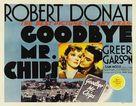 Goodbye, Mr. Chips - British Theatrical movie poster (xs thumbnail)