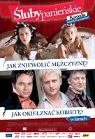Sluby panienskie - Polish Movie Poster (xs thumbnail)