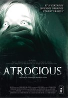 Atrocious - French Movie Cover (xs thumbnail)
