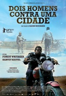 Two Men in Town - Brazilian Movie Poster (xs thumbnail)