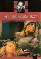 Aguirre, der Zorn Gottes - Polish DVD movie cover (xs thumbnail)