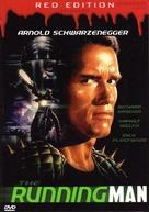 The Running Man - German DVD cover (xs thumbnail)