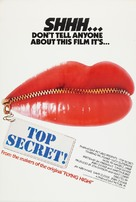 Top Secret - Movie Poster (xs thumbnail)