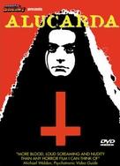Alucarda, la hija de las tinieblas - DVD movie cover (xs thumbnail)